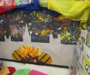 Year 2 fireworks and the gunpowder plot