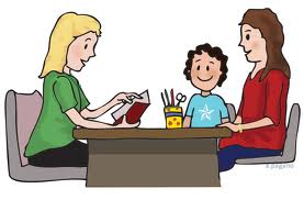 Image result for consultation meetings at school